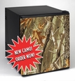 Avanti SHP1799CAD-IS 1.7 Cubic Foot Capacity Refrigerator with Camouflage Wrapped Exterior, Perfect for the Hunter, Cabin or Mancave Room or Garage of your Home