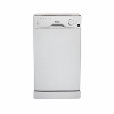 Countertop Dishwasher Walmart Canada : Built-in Water Softener System, White Cabinet with White Door