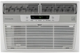 Fridgidaire FFRE0833Q1 8,000 BTU Window Air Conditioner with 11.3 EER, R-410A Refrigerant, 350 sq. ft. Cooling Area, Clean Air Ionizer and Remote Control