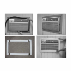 "Frigidaire EA120T 26"" Trim Kit - Allows 24"" TTW AC Units to Fit into 26"" TTW Sleeves"
