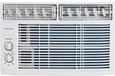 Frigidaire FFRA0811Q1 8,000 BTU Window Room Air Conditioner with 9.8 EER, R-410A Refrigerant, 350 sq. ft. Cooling Area and Mechanical Controls