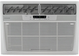 Frigidaire FFRE1233Q1 12,000 BTU Window Air Conditioner with 11.3 EER, R-410A Refrigerant,  550 sq. ft. Cooling Area, Clean Air Ionizer and Remote Control