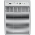 Frigidaire FFRS1222Q1 12,000 BTU Slider/Casement Air Conditioner with 9.5 EER, R-410A Refrigerant, 550 sq. ft. Cooling Area, Energy Saver and Remote Control