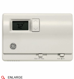 ge rak164d2 ptac digital remote wall thermostat cool running hospitality supply llc