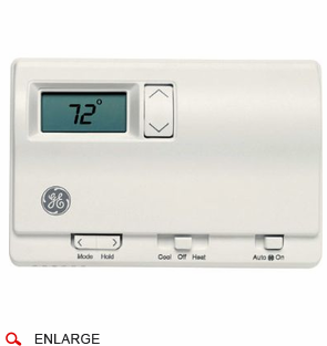 ge rak164p2 ptac digital programmable remote wall thermostat cool running hospitality supply llc