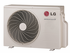 LG LA120HVP Single Zone Ductless Mini Split with Inverter Heat Pump, Art Cool Gallery, 11,200 BTU, 230/208 Volt, 16.0 SEER, Includes Indoor Unit LAN120HVP with Remote and Outdoor Condenser LAU120HVP