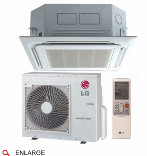 Lg Lc187hv Single Zone Ductless Mini Split With Inverter