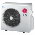 LG LMU187HV 18,000 BTU Outdoor Condenser with Heat Pump and Advanced Inverter Technology, Energy Star Rated, De-Frosting De-Icing Capabilities, Self Diagnosis, Auto Restart and Operates down to 14 Degrees Fahrenheit