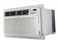 LG LT1234CNR 11,500 BTU Through the Wall Air Conditioner, 230/208 Volt, Energy Saver Mode, EER Rating of 8.8, GoldFin Corrosion Protection, Digital Controls with Remote Control, Wall Sleeves are Required for New Installations (Sold Separately)