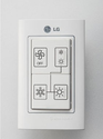 LG PRDSBM Cool/Heat Selector for Multi-Mini & Plus 11 Units