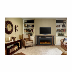 NEFP42-1715BW by Napoleon, The Shelton Electric Fireplace Mantel Package, Napoleon Allure� 42 Electric Fireplace Included