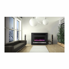 NEFP42-1815B by Napoleon, The Alanis Electric Fireplace Mantel Package, Napoleon Allure� 42 Electric Fireplace Included