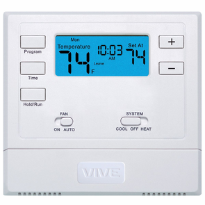 Programmable Wall Thermostats
