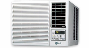 Window Air Conditioners | 230/208 Volt | 20,000 - 36,000 BTU