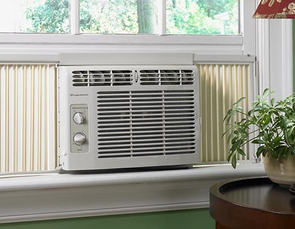 Window Air Conditioners with Electric Heat