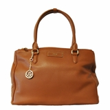 DKNY Leather Handbag - Brown