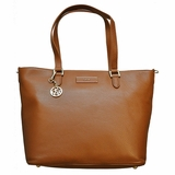 DKNY Leather Tote - Brown