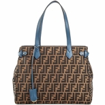 Fendi Shoulder Bag - Brown