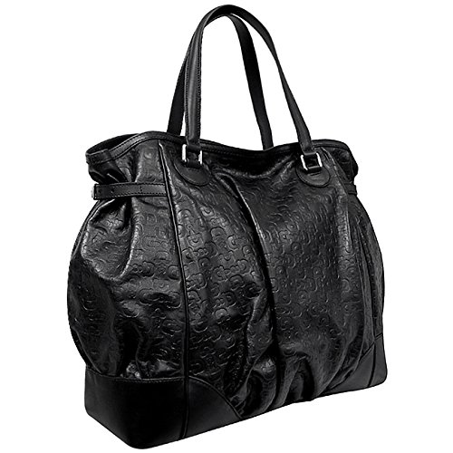 3696bb28dec7 Gucci Embossed Leather Tote Bag | Stanford Center for Opportunity ...