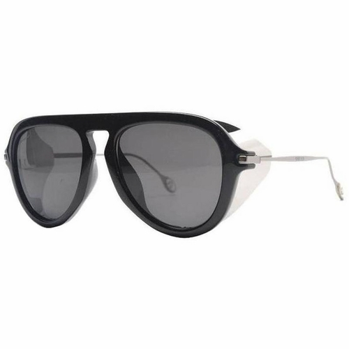 Gray Sunglass Lenses  authentic gucci sunglasses lens gray black ruthenium at