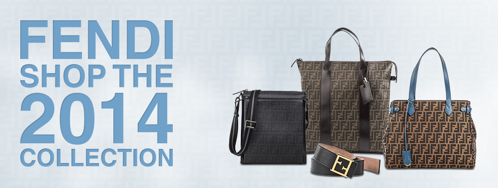 Fendi - Shop the 2014 Collection