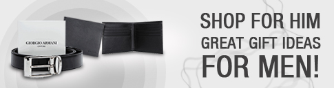 SHOP FOR HIM - GREAT GIFT IDEAS FOR MEN!
