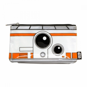 Loungefly Force Awakens BB-8 Coin Cosmetic Bag - MultiColor