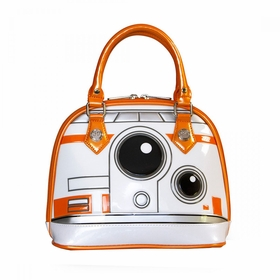 Loungefly Force Awakens BB-8 Mini Dome Bag - MultiColor