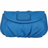 Marc by Marc Jacobs Karlie Shoulder and Clutch Bag Electric - Blue