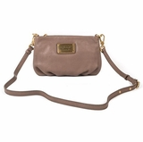 Marc by Marc Jacobs Leather Crossbody Bag - Rootbeer