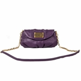 Marc by Marc Jacobs Pansy Crossbody Bag - Purple