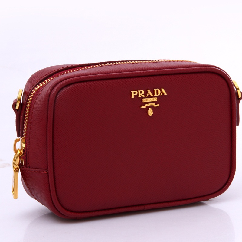Dark Red Shoulder Bag 94