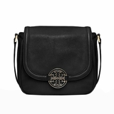 Tory Burch Amanda Round Cross body Perth - Black