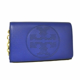 Tory Burch Kipp Cross Body Bag Nile - Blue