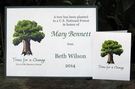 Memorial Tree Gifts