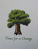 Tree Gift Postcard Favor