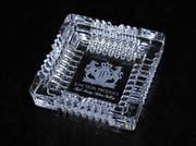 Junction Produce Luxury Crystal Ash Tray
