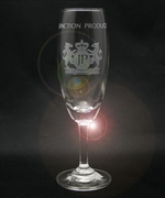 Junction Produce Luxury Crystal Champagne Glass