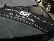 Junction Produce Luxury Nobori Flag JP Logo *BLACK FRIDAY*
