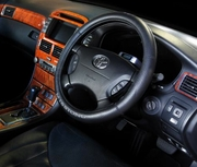 Junction Produce Missions Luxury Steering Wheel Cover