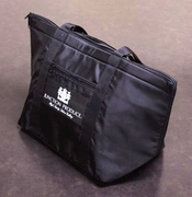 NEW! Junction Produce Black ECO Friendly Tote Bag