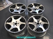 Used JDM WEDS Kranze Bazreia 19x9 19x10 5x114.3 Wheels