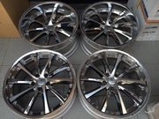 Used JDM Weds Kranze Vishnu 19x9 19x10 5x114.3 Wheels