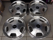 Used JDM Work Euroline DH 18x8 18x9 5x114.3 Wheels