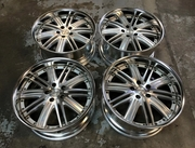 Used JDM WORK Varianza VRF 19x8.5 19x9.5 5x114.3 Wheels