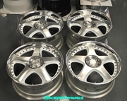 Used Junction Produce Scara 2P 18x8.5 18x9.5 4/5x114.3 Wheels