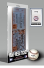 1948 MLB All-Star Game Mini-Mega Ticket - St Louis Cardinals