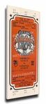 1984 MLB All-Star Game Canvas Mega Ticket, Giants Host - MVP Gary Carter, Expos