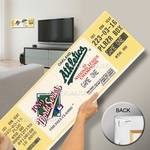 1989 World Series Mega Ticket - Oakland A's