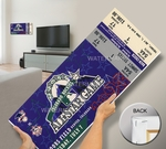 1998 MLB All-Star Game Mega Ticket, Rockies Host - MVP Roberto Alomar, Orioles